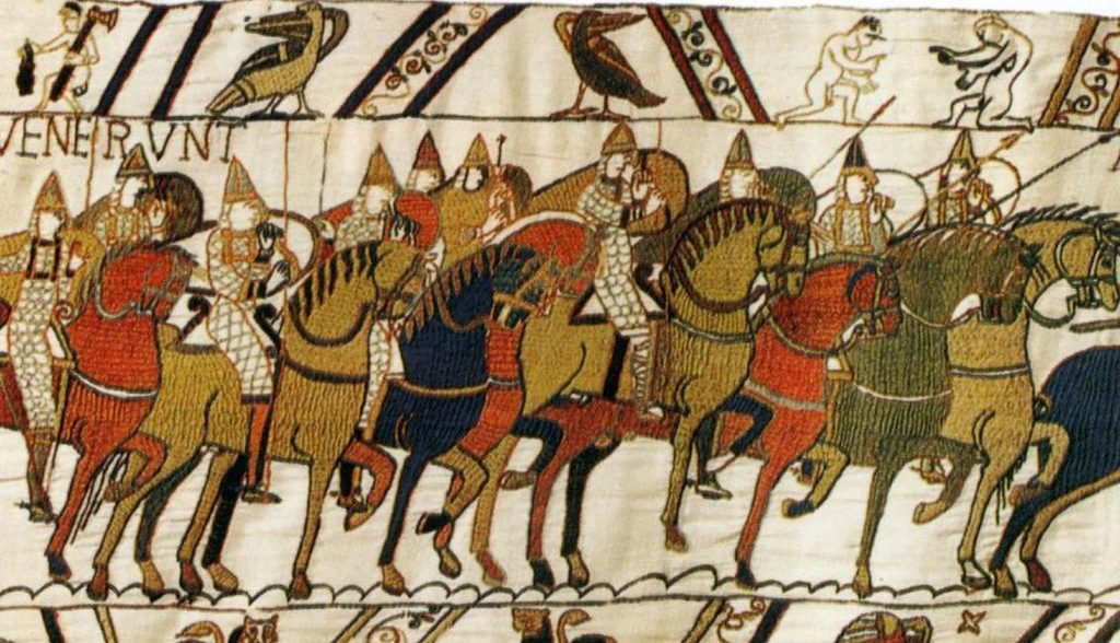 1024px tapestry by unknown weaver the bayeux tapestry detail wga24163 e1518613586268